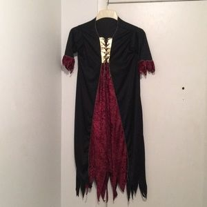 Other - Girls witch Halloween costume